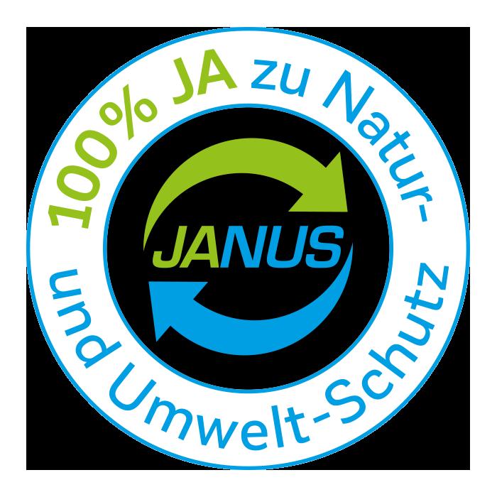100% Ja zu Natur- und Umweltschutz - Das JANUS-Prinzip der Nürburg Quelle